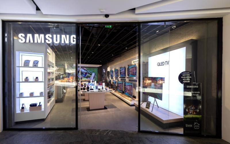 Zer egiten du Samsung Kanyon AVM-ek?