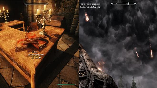 7 Aukerarik onenak Skyrim-en artean, inoizko joko moddedena 2