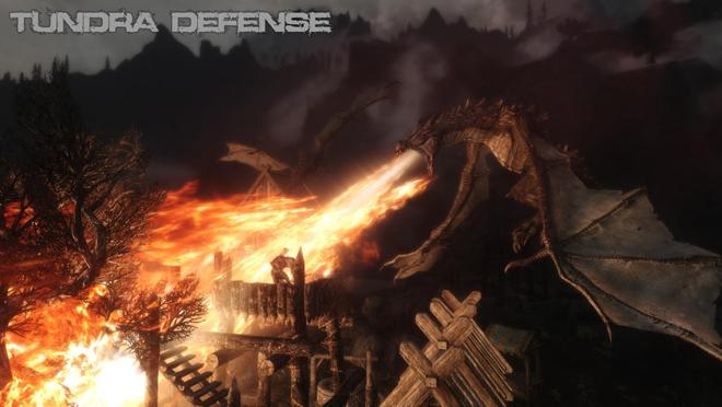 7 Aukerarik onenak Skyrim-en artean, inoizko joko moddedena 6