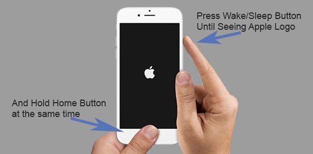iPhone DFU modua