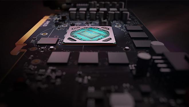 AMD Radeon Grafikoa