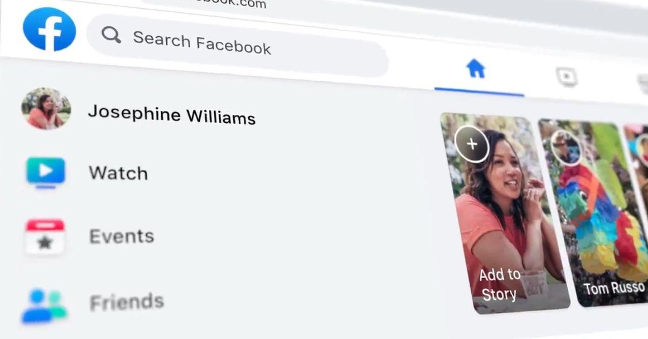 Facebook berria