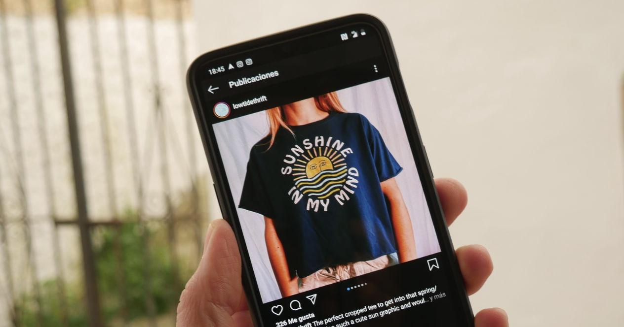 Saldu bidez Instagram denentzat errazagoa da dagoeneko