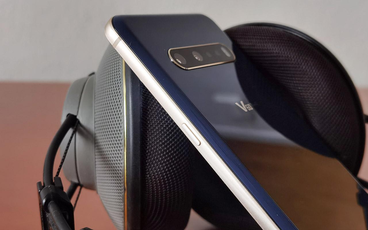 LG V60 ThinQ 5G proba - bandera ezin hobea lortzeko ideien bila