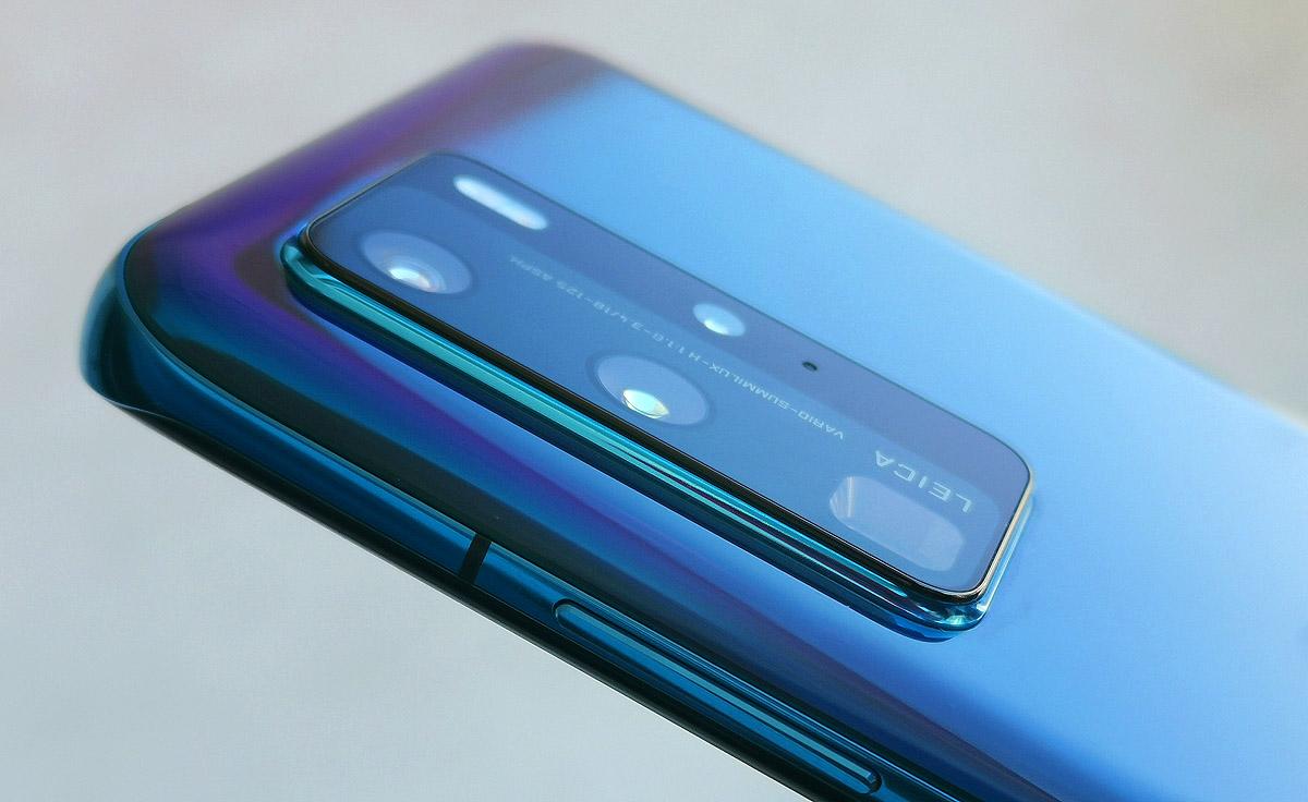 Huawei P40 Pro proba - Huaweiren banderaren ikuspegi orokorra