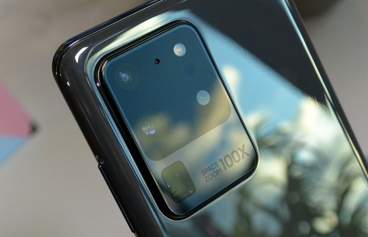 Galaxy S20 Ultra 5G - Probaren txostena, aurtengo Samsung-en banderaren begirada da