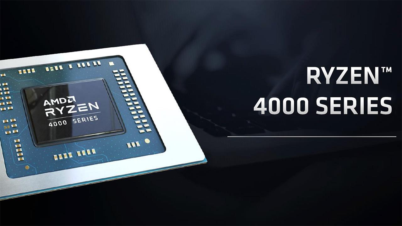 AMD Ryzen 4000: prozesadore mugikor berriak merkatuan sartzen ari dira ofizialki