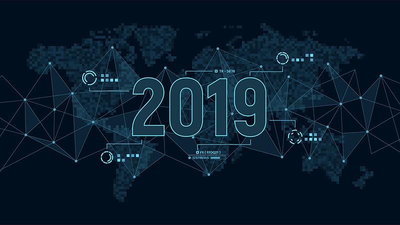 2019ko laburpena teknologia berrien industrian
