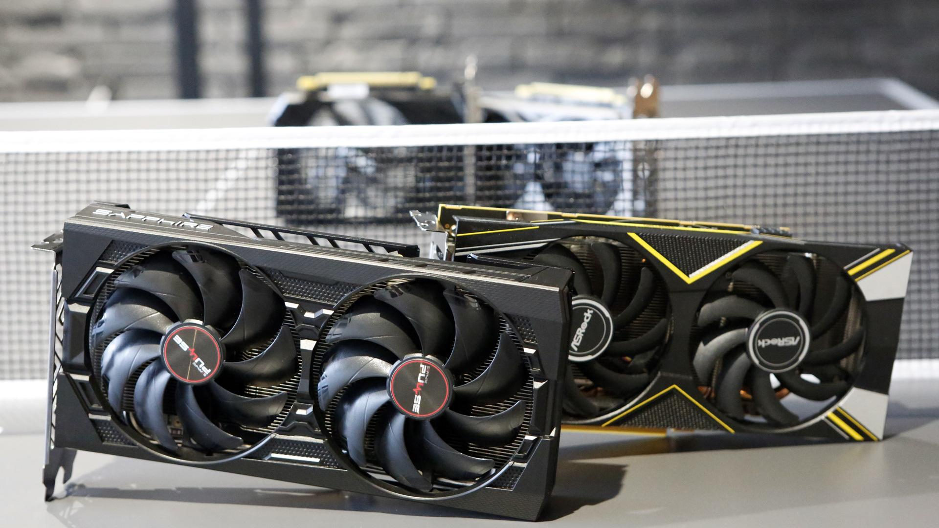 AMD Radeon RX 5500 XT 4 GB  eta 8 GB  - Tarjeta grafiko berri eta merkeen proba