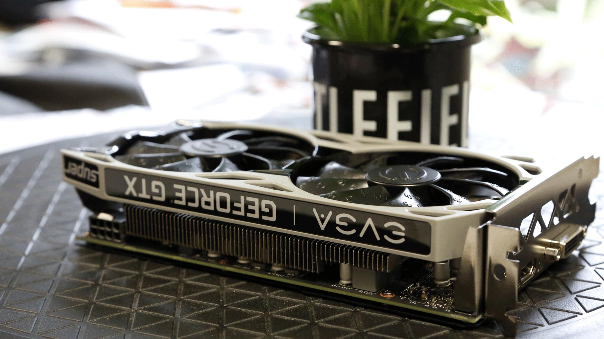 Nvidia GeForce GTX 1660 SUPER - erreferentziarik gabeko txartel grafikoen proba