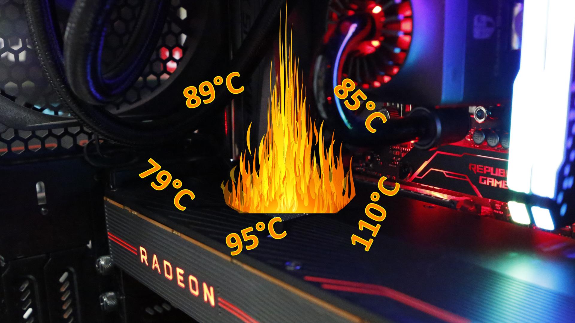AMD Radeon RX 5700 XT - txartel grafikoa hozteko modu alternatiboak