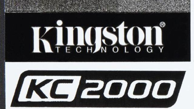 Kingston KC2000 1 TB - beteranoen proposamen berria