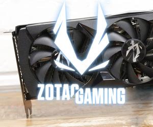 Zotac GeForce RTX 2070 AMP Extreme - txartel grafikoen proba