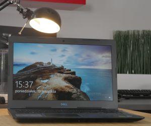 Dell G3 - ordenagailu eramangarria proba Core i5-8300H-rekin