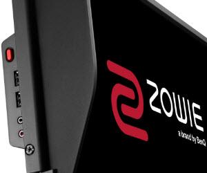 BenQ Zowie XL2536 - hegaleko monitorea, jokalarientzat.  Irteera osoa?