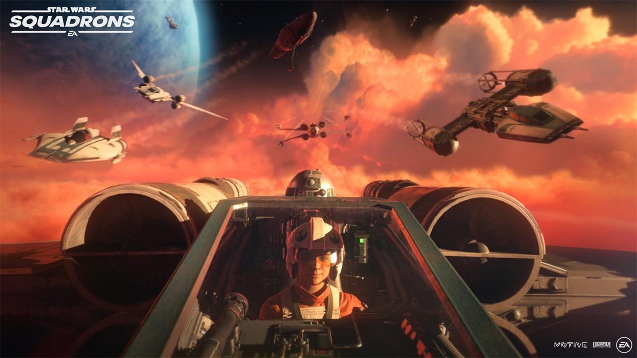 Star Wars: Koadrilak iragarri dira.  Badakigu kaleratze data, prezioa eta ordenagailuaren bertsioaren baldintzak
