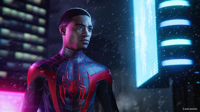 Spider-Man: Miles Morales ez da jarraipena, baizik eta arrakastaren bertsio berria 2018tik