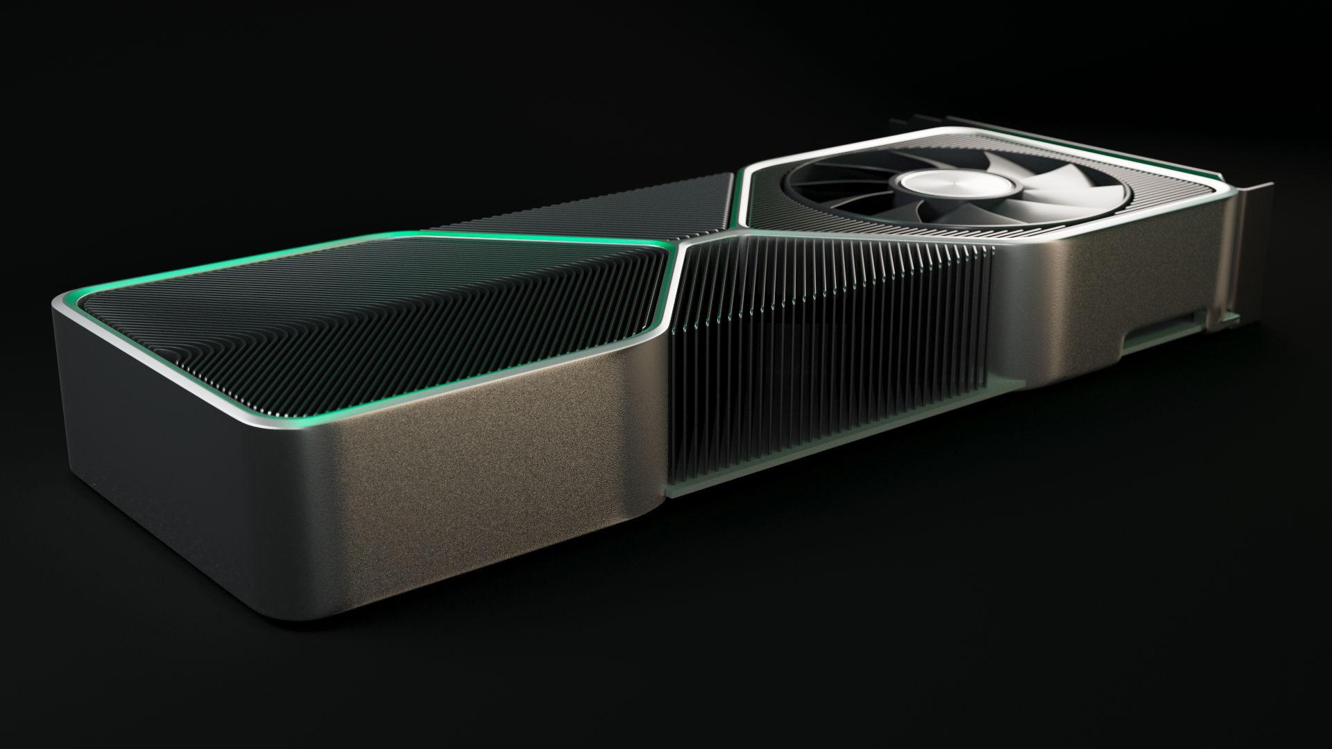Nvidia GeForce RTX 3080 - berogailuaren argazki berri batek hozte sistemaren diseinua berresten du