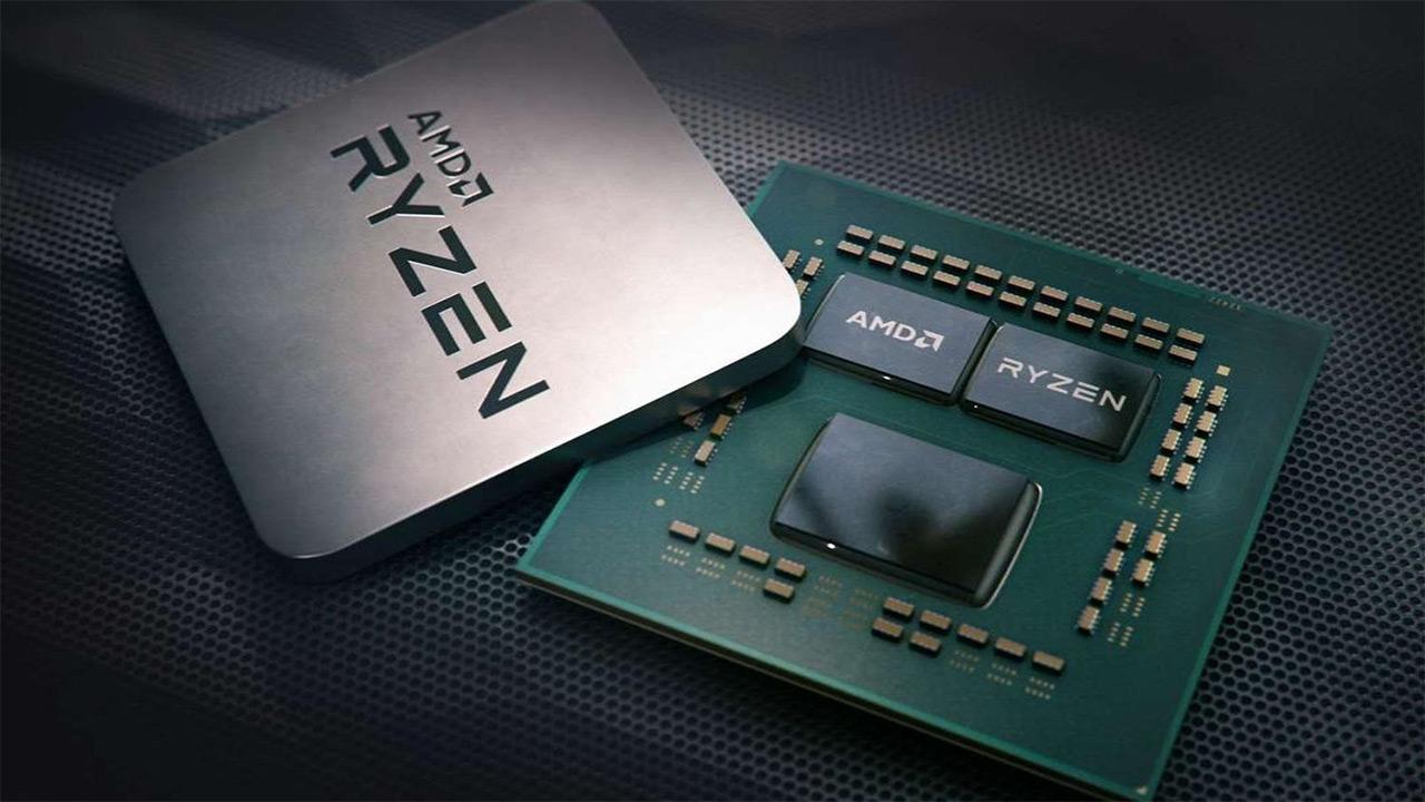 AMD Ryzen 7 3800XT-k oso ondo funtzionatzen du Errautsak Singularitatearen erreferentean