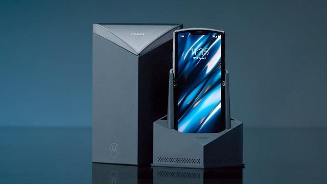 Motorola Razr 2 pantaila handiagoak eta 5G eskainiko dizkigu