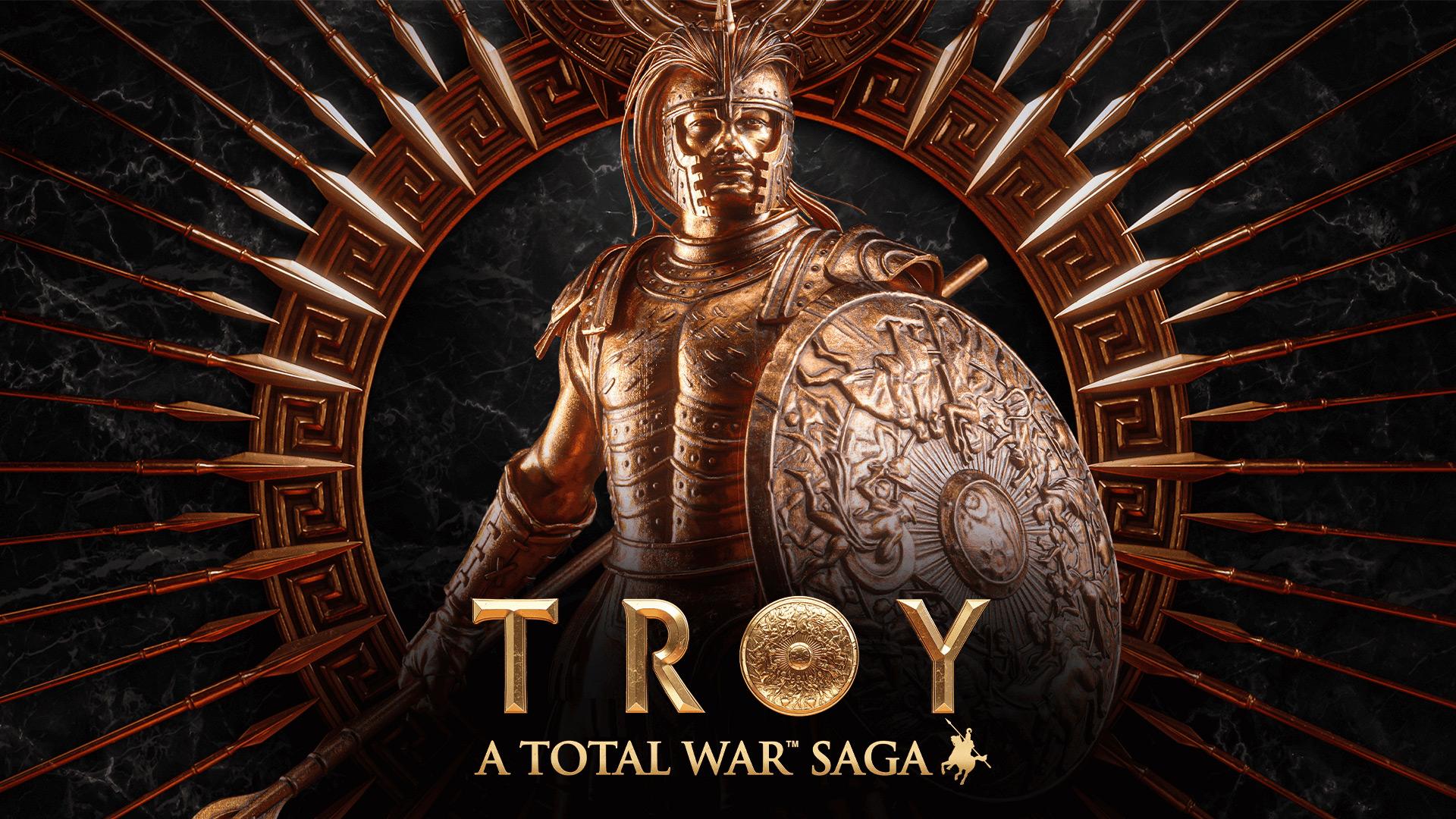 Total War Saga: TROY doan egongo da eskuragarri Epic Games Store dendan kaleratu zen egunean