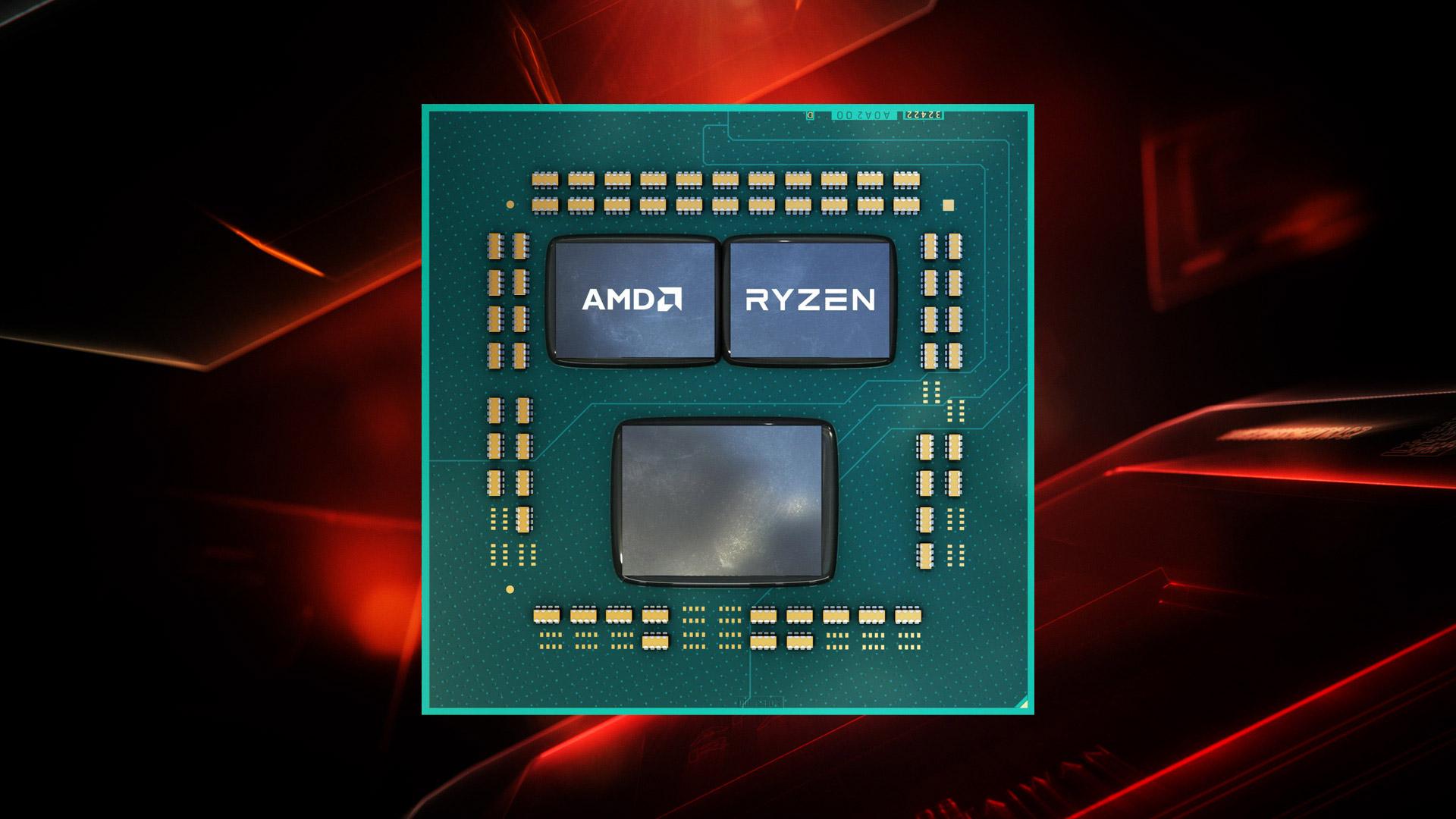 AMD Ryzen 7 3850X eta Ryzen 7 3750X seguruenik merkatura zuzenduko dira