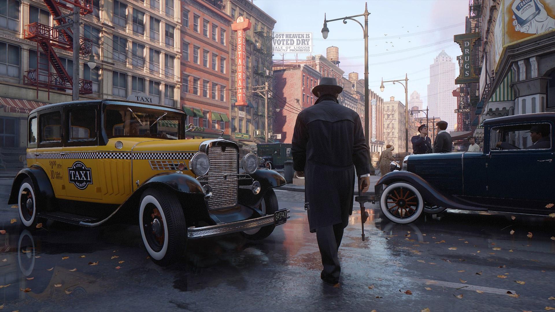 Mafia: Behin betiko edizioa PCrako behin-behinekoa da Steam-en