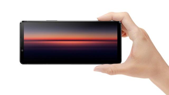 Sony Xperia 1 II dendak laster iritsiko dira