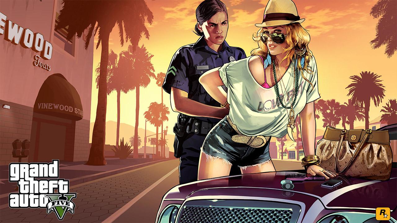 GTA V Premium Online Edition doan Epic Games dendan!