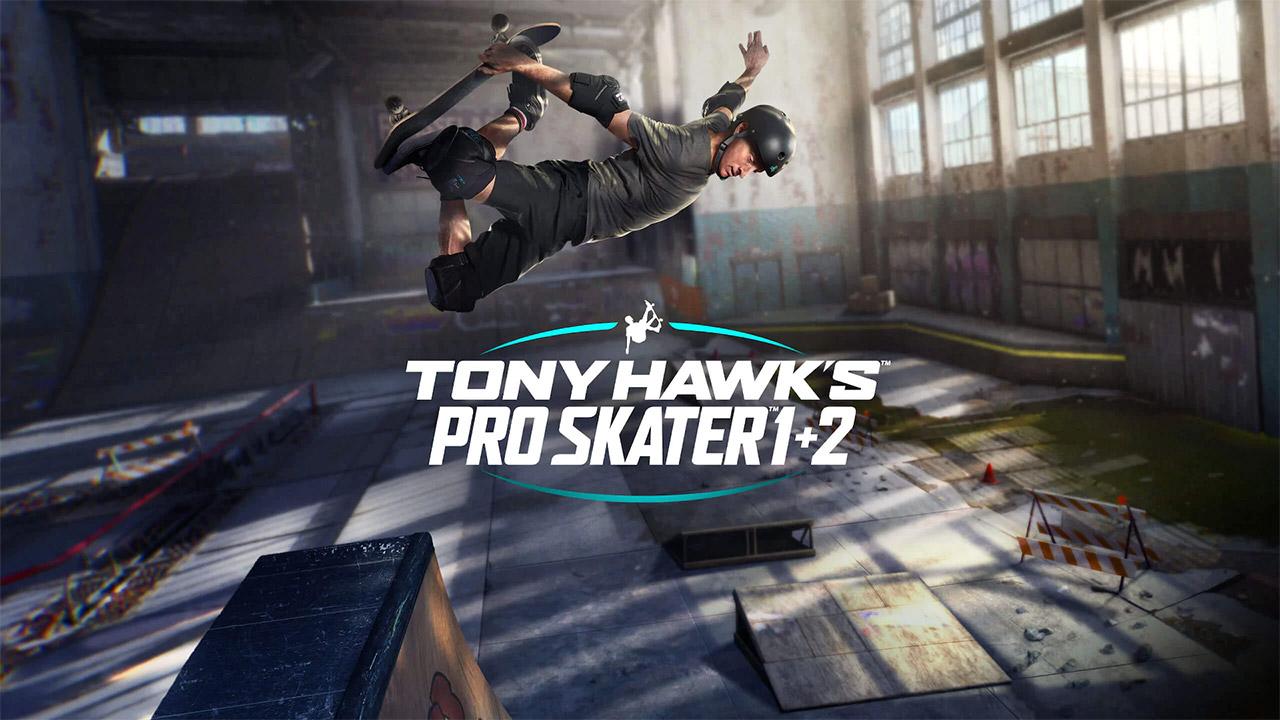 Tony Hawk-en Pro Skater 1 + 2 PCrako eta kontsoletarako iragarritakoa