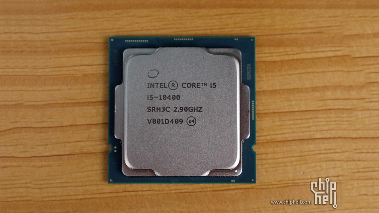 Intel Core i5-10400 versus Core i5-9400F - lehen errendimenduaren konparazioa