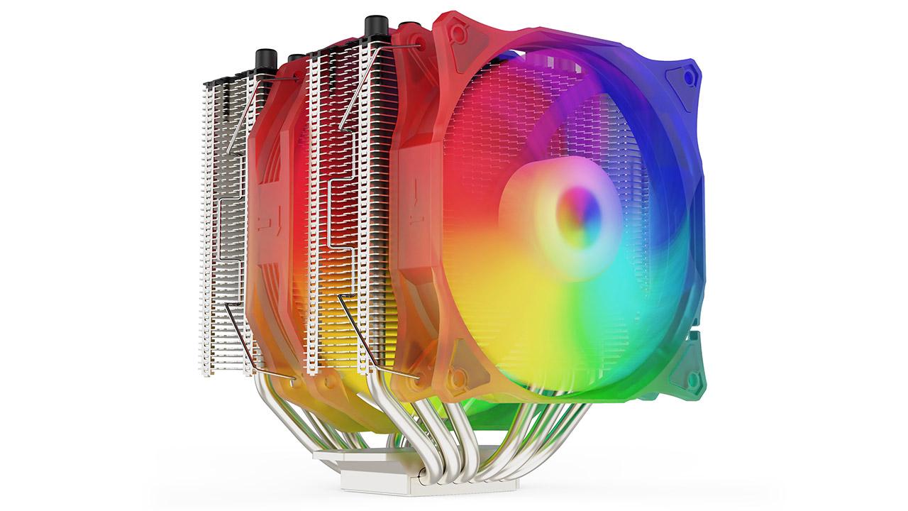 SilentiumPC Grandis 3 eta Grandis 3 Evo ARGB - PUZ hozte sistema eraginkorrak aurkeztea