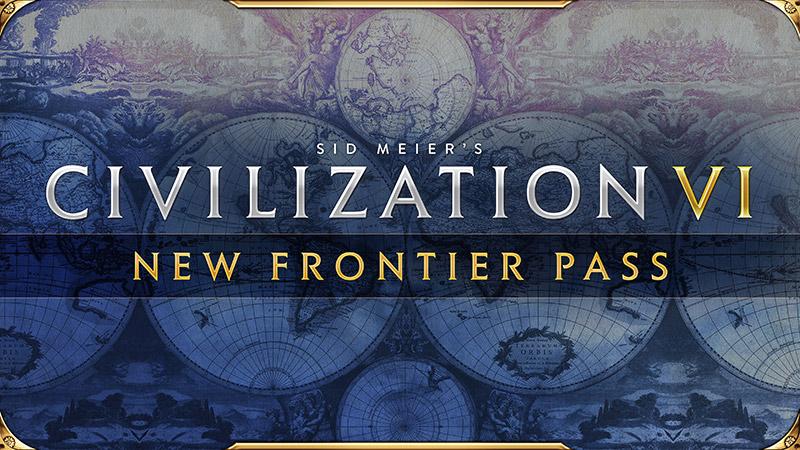 Zibilizazio VI bukatu ondoren 3 Estreinalditik urteak New Frontier Pass jasoko du