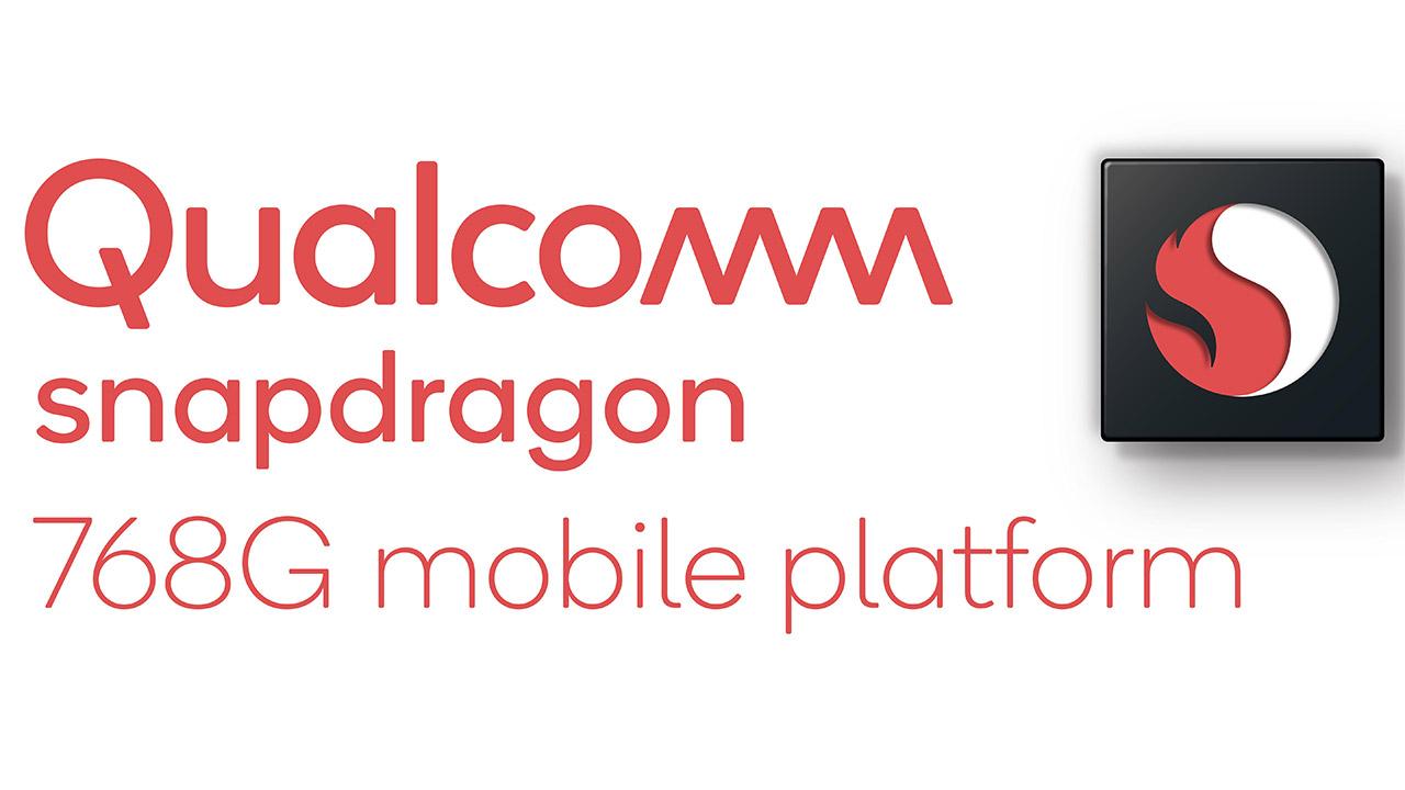 Qualcomm-ek Snapdragon 768G edo Snapdragon 765G esteroideen gainean aurkezten du