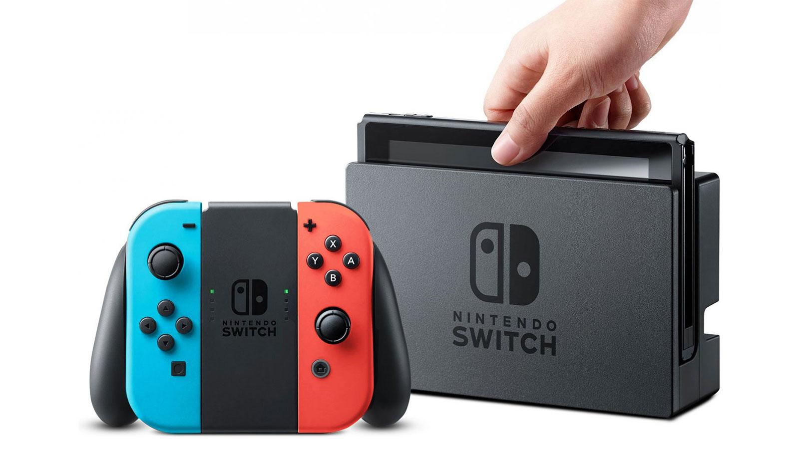 Nintendo-k 55,77 milioi kontsola saldu ditu dagoeneko Switch