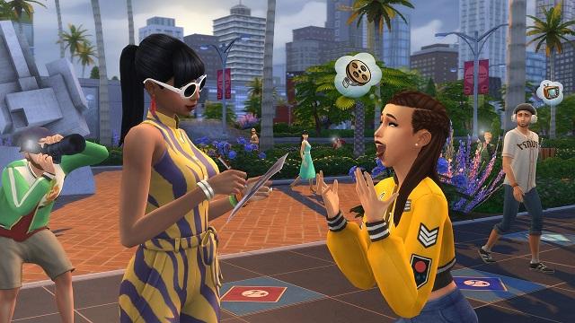 SimCity eta The Sims zinema moldaketak izan behar direla uste da