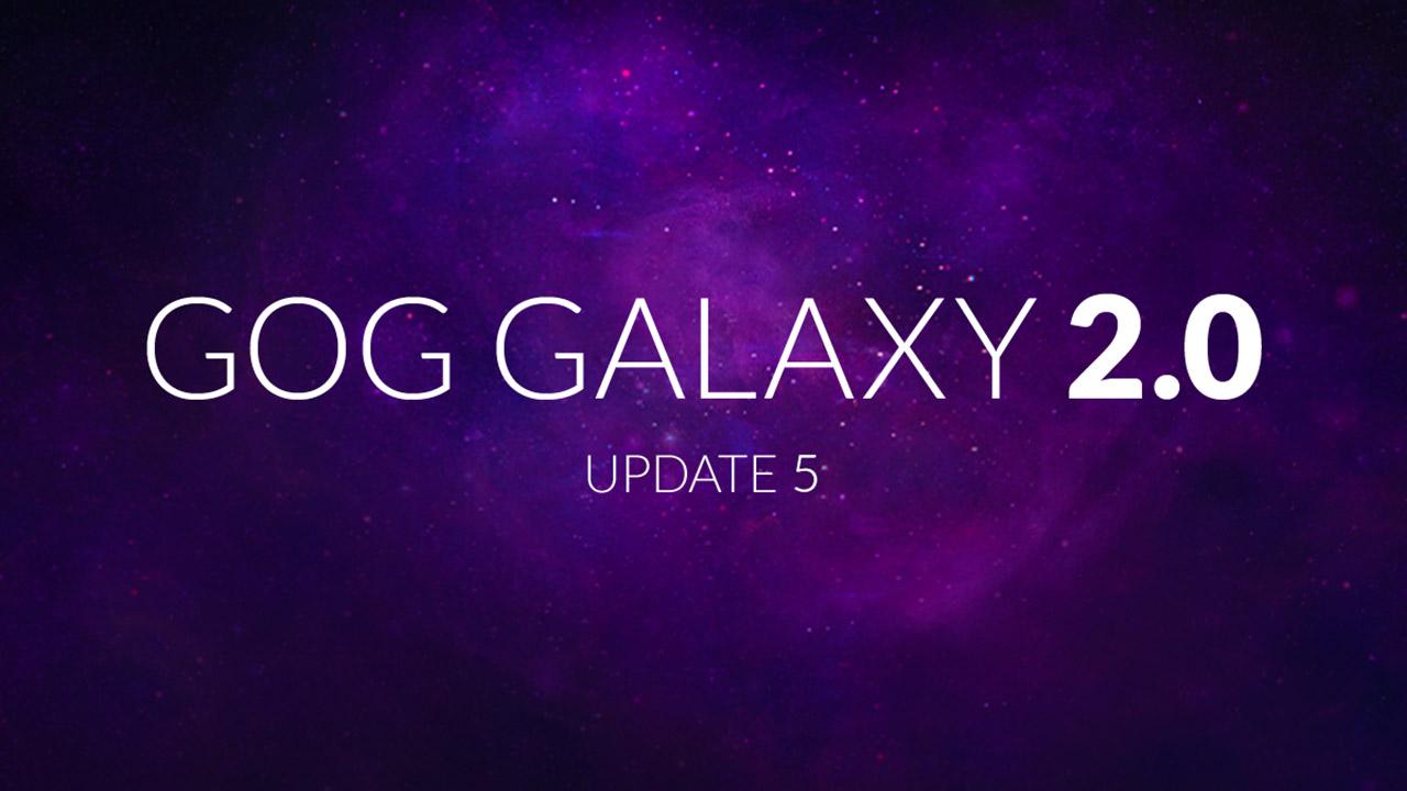 Gog Galaxy 2.0 Xbox Game Pass-eko harpidetzetarako eta pertsonalizagarriak diren exekutatzeko laguntzarekin