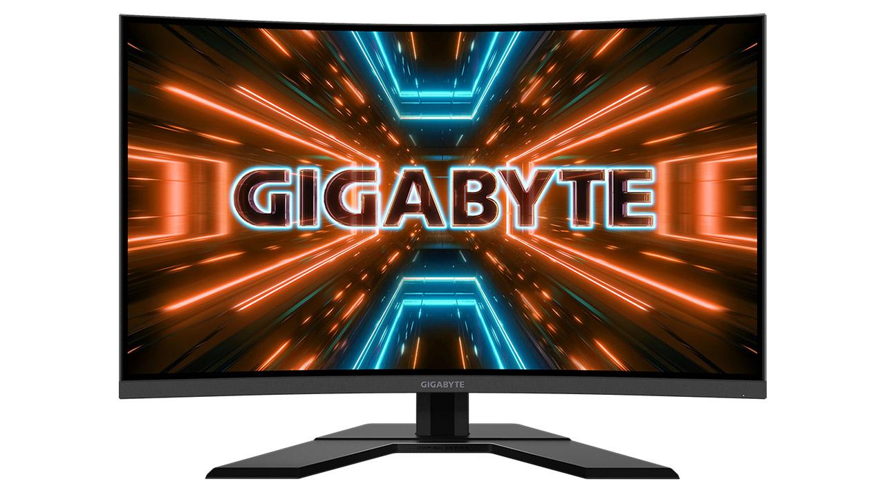 Gigabyte Aorus G32QC - monitoreen zehaztapena FreeSync Premium Pro eta DisplayHDR 400-ekin