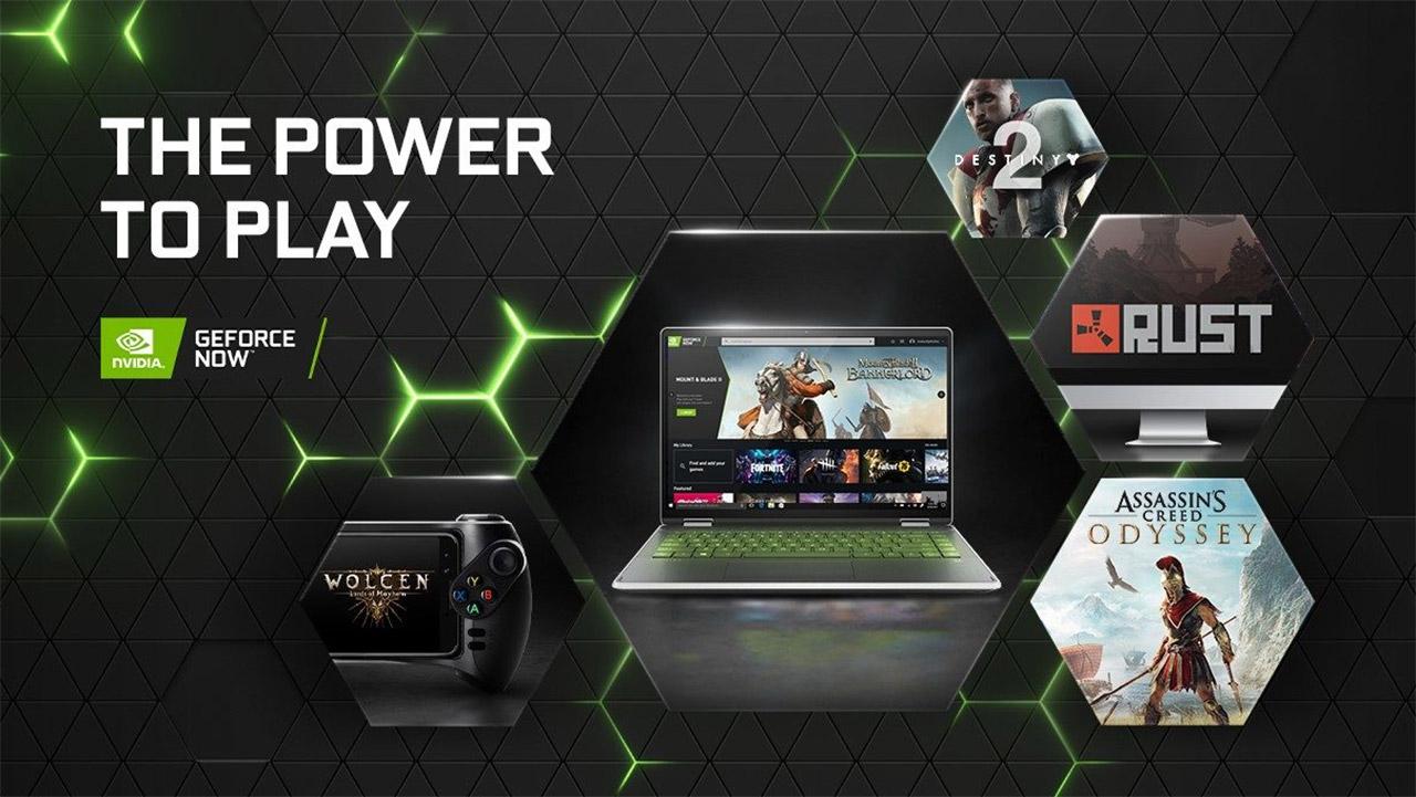 Warner Bros., Codemasters eta Xbox Game Studios-ek beren jolasak kendu dituzte GeForce Now-tik