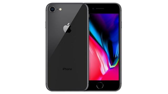 Apple iPhone saltzen amaitzen da 8
