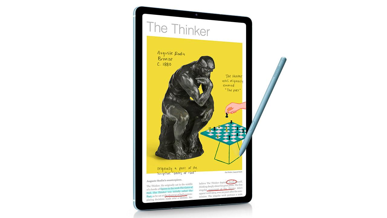 Samsung Galaxy Tab S6 Lite - tableta berriaren aurkezpena