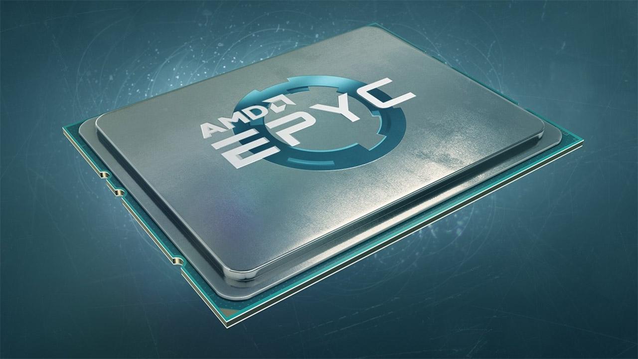 AMD Epyc 7Fx2 - HPC merkaturako prozesadore indartsuen serie berria