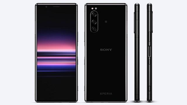 Sony Xperia 5 Mark II 5G duen smartphone txikiena izango da
