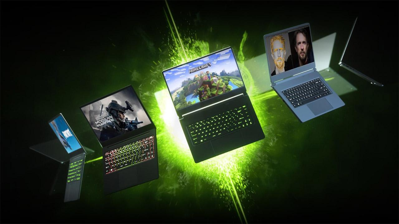 Nvidiak lasai freskatu zituen GeForce RTX 2070 eta RTX 2060 telefono mugikorrak