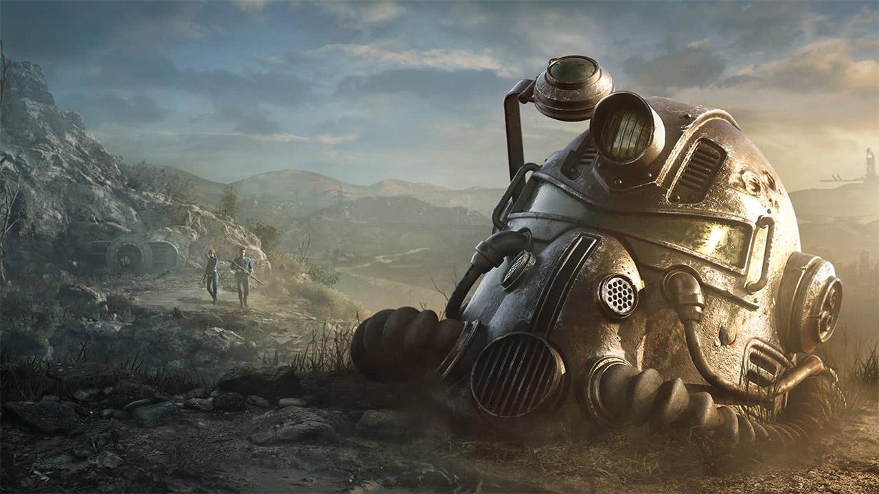 Fallout 76 Steam-en doan Bethesda.net bertsioaren jabeentzat