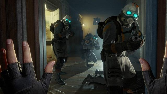 Half-Life: Alyxek maila editorea lortzen du