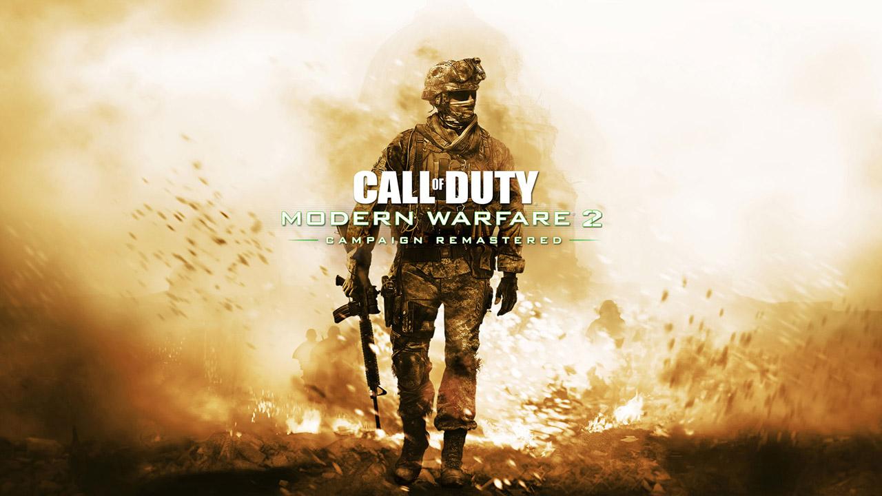 Call of Duty: Modern Warfare 2 Kanpaina Remastered ofizialki iragarri da