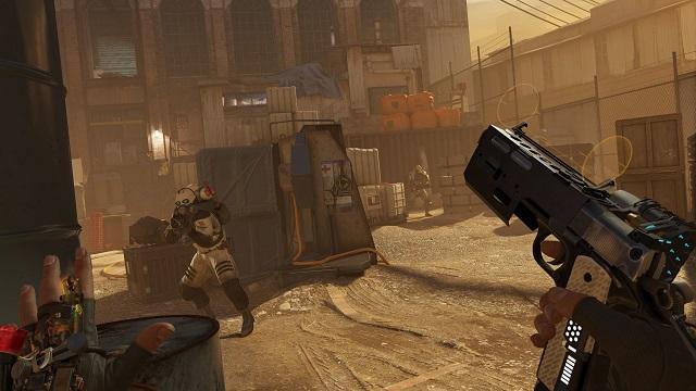 Half-Life: VR betaurrekoak gabe jolasteko aukera ematen duen modem batekin Alyx!