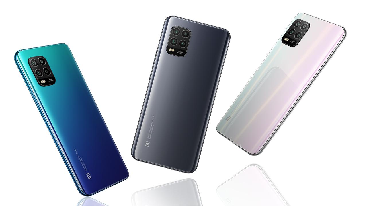 Xiaomi Mi 10 Lite 5G aurkeztu du - 5G dituen smartphone bat prezio onean