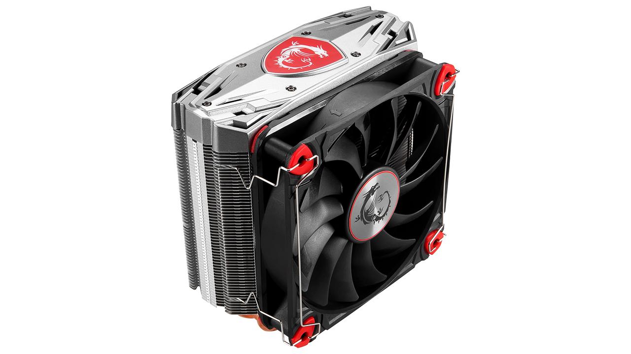 MSI Core Frozr S - CPU hozte sistemaren aurkezpena